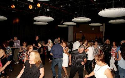 ריקודי שנות השישים למסיבות וחוגי בית